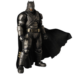 "MAFEX No.023 Armored Batman ""Batman vs Superman: Dawn of Justice"""