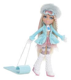 Bratz #SnowKissed Doll- Cloe
