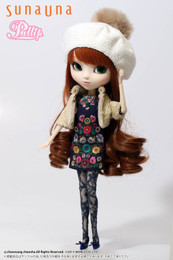 P-109 Pullip Hannah (Crease on box)