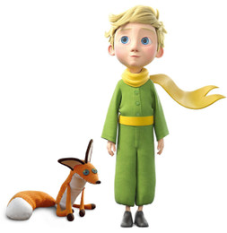 Hape The Little Prince Exclusive Figurines - Friends Toy Figure