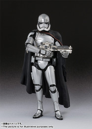 "S.H.Figuarts - Captain Phasma ""Star Wars: The Force Awakens"""