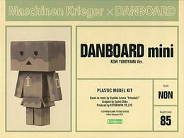 Yotsuba&! - Danboard Mini - KOW YOKOYAMA Ver. Plastic Model