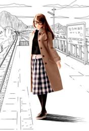 Sekiguchi Momoko DOLL The Platform Departure