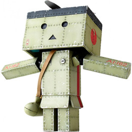 Revoltech Danboard Mini Zero Fighter Type 21 Version