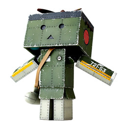 Revoltech Danboard Mini Zero Fighter Type 52 Version