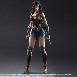 "Square Enix - Play Arts Kai - Batman vs Superman: Dawn of Justice"" Wonder Woman"