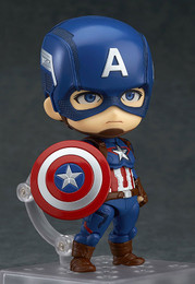 Nendoroid 618 - The Avengers Age of Ultron: Captain America Hero's Edition