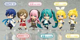 Nendoroid Petite - Miku Hatsune Renewal 8 Pcs Box