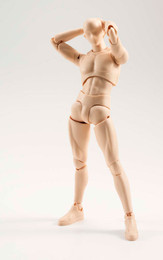 S.H.Figuarts - Body-kun (Pale orange Color Ver.)