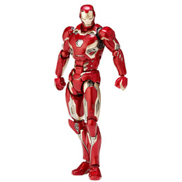 Figure Complex MOVIE REVO Series No.004 Iron Man Mark 45