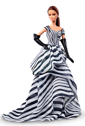 Chiffon Ball Gown Barbie® Doll