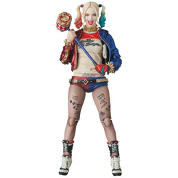 "MAFEX No.033 MAFEX HARLEY QUINN ""SUICIDE SQUAD"""