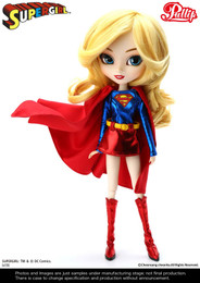 P-099 Pullip Supergirl San Diego Comic Convention Limited Model