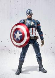 "S.H.Figuarts - Captain America (Civil War) ""Captain America: Civil War"""