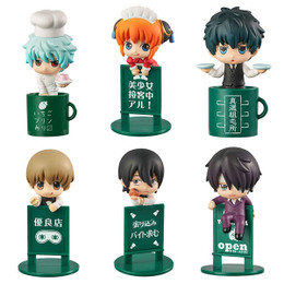Ochatomo Series - Gintama: YOROZUYA CAFE 8 Pcs Box