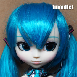 P-034 Pullip Vocaloid Hatsune Miku Used AS-IS Condition
