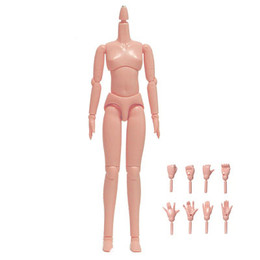 OBITSU BODY 21 - 21cm Female Body with Magnet (Natural Skin)