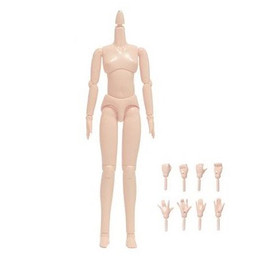 OBITSU BODY 21 - 21cm Female Body (White Skin)