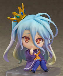 Nendoroid 653 - Shiro (No Game No Life)
