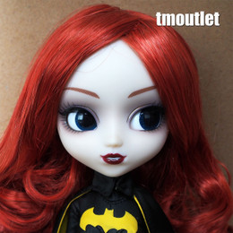 P-038 Pullip Batgirl SDCC USED AS-IS Condition