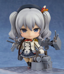 Nendoroid 656 - Kashima (Kantai Collection -KanColle-)