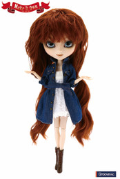 O-818 - MIO Pullip Holiday Picnic One-piece Outfit Set