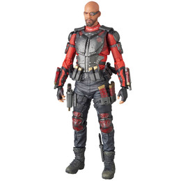 "MAFEX No.038 MAFEX DEADSHOT ""SUICIDE SQUAD"""