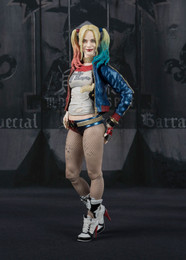 "S.H.Figuarts - Harley Quinn ""Suicide Squad"""