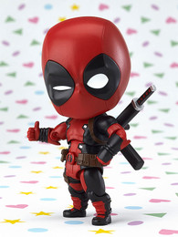 Nendoroid 662 - Deadpool Orechan Edition