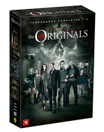 The Originals - Temporada Completas 1-3 - 15 Discos