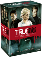 Box True Blood - A Série Completa - 33 Discos