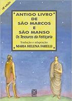 Antigo Livro De Sao Marcos E Sao Manso