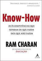 Know-How: As 8 Competências que Separam os que Fazem dos que Não Fazem