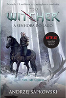 A Senhora do lago - The Witcher - A saga do bruxo Geralt de Rívia (Capa game): A saga do bruxo Geralt de Rivia - Volume Único: 7