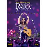 DVD Multishow Ao Vivo Paula Fernandes - Um Ser Amor
