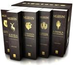 As Crônicas de Gelo e Fogo - Pocket – Edição de Colecionador – 5 Volumes