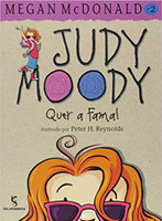 Judy Moody Quer a Fama