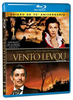 E o Vento Levou - Blu-ray (
