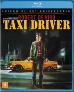 Taxi Driver - Edição de 40° Aniversário - Blu-Ray