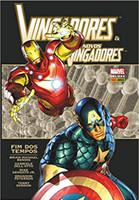 Vingadores & Novos Vingadores: Fim Dos Tempos: Capa Dura