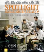 Spotlight - Segredos Revelados - Blu-Ray