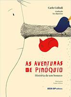As aventuras de Pinóquio: História de um boneco