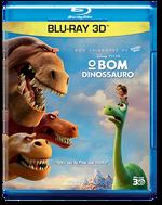 O Bom Dinossauro - Blu-Ray 3D