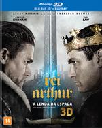 Rei Arthur - A Lenda da Espada - Blu-Ray 3D + Blu-Ray