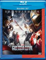 Capitão América - Guerra Civil - Blu-Ray 3D