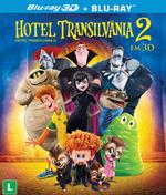 Hotel Transilvânia 2 - Blu-Ray 3D + Blu-Ray