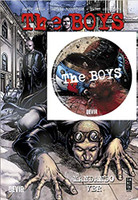 The Boys Volume 2: Mandando Ver - com Adesivo