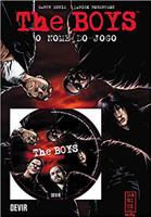 The Boys Volume 1: O Nome do Jogo - com Adesivo