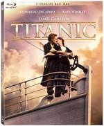 Titanic - Blu-Ray - 2 Discos