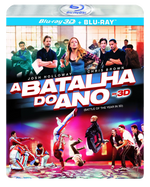 A Batalha do Ano - Blu-Ray 3D + Blu-Ray